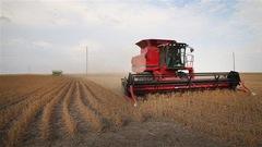 Récoltes presque terminées en Saskatchewan