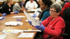 La demande de recomptage des voix est abandonnée en Pennsylvanie