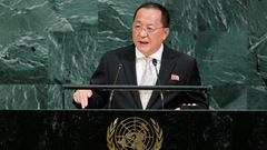 Washington et Pyongyang se livrent à une guerre de mots