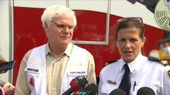 Inondations: plus d'un millier d'inspections effectuées à Montréal