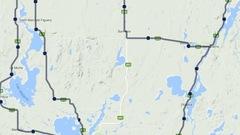 Val-d'Or demande au ministère des Transports de mettre en ligne les conditions de la route 397