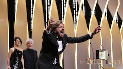 Cannes : la Palme d'or est attribuée à <em>The Square</em>, du Suédois Ruben Östlund