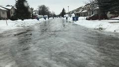 Déglaçage des rues de l'arrondissement Saint-Hubert: un conseiller dénonce le manque de service