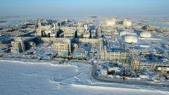 Voici le plus grand projet de liquéfaction de gaz de l'Arctique
