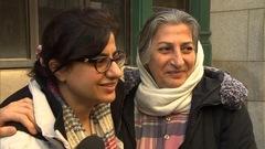La militante iranienne Roghayeh Azizi Mirmahaleh restera au Canada