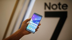 Samsung relance son Galaxy Note 7