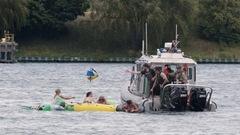 Descente de Port Huron2017:les gardes côtières rappellent les risques