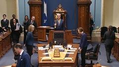 Pourquoi les députés à Québec passeront-ils la nuit debout?