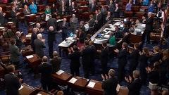 Le Sénat américain vote pour rouvrir le débat sur la réforme de l'Obamacare