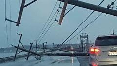 Aucune preuve de tornade dans la péninsule acadienne