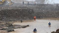 Russie: arrestations après la rupture meurtrière d'un barrage