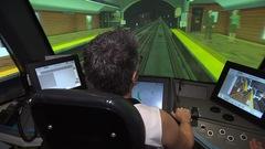 Incursion virtuelle dans le métro de Montréal
