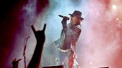 Guns N' Roses en concert au parc Jean-Drapeau de Montréal l'été prochain