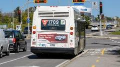 Des feux de signalisation qui priorisent les autobus à Laval