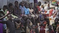 Plus d'un million d'enfants ont fui la guerre civile au Soudan du Sud
