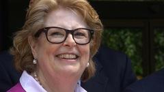 Hommage à l'ancienne mairesse Susan Thompson à Winnipeg