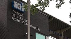 Montréal s'entend avec les cols bleus sur les régimes de retraite