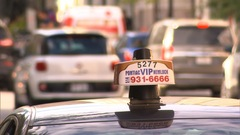 L'industrie du taxi quitte le comité sur sa modernisation