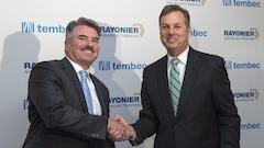 Une compagnie américaine achète la forestière Tembec