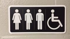 États-Unis: pas de loi controversée sur les toilettes publiques au Texas