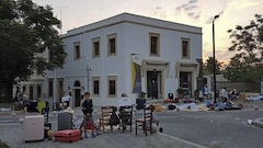 Un séisme fait deux morts et 120 blessés sur l'île grecque de Kos