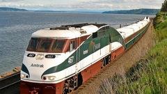 Interruption du service ferroviaire entre Vancouver et Seattle