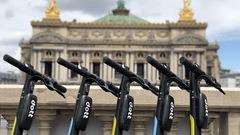 Trottinettes à Paris: mettre de l'ordre dans le chaos