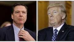 Trump aurait voulu bluffer Comey en parlant de conversations enregistrées