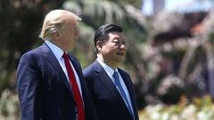 Donald Trump salue des progrès dans les relations entre les États-Unis et la Chine