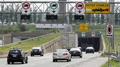 Des habitudes à changer pour minimiser les impacts de la réfection du pont-tunnel LaFontaine