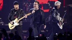 Un guitariste britannique poursuit U2 et Bono pour plagiat