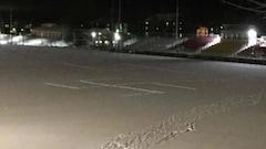 Une croix gammée dans la neige bouleverse l'Université Mount Allison