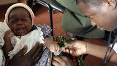 Premier test à grande échelle pour un vaccin antipaludique