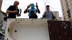 Les manifestations se poursuivent au Venezuela