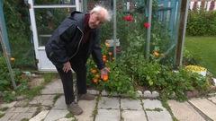 Vivre la passion du jardinage à 94 ans