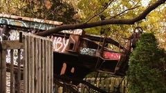 Un acte de vandalisme aurait causé le déraillement dans l'est de Montréal en 2015