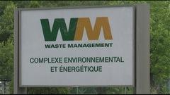 Waste Management à Drummondville:l'ancienne mairesse à la barre