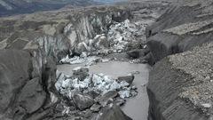 Le réchauffement climatique détourne une rivière du Yukon de son lit