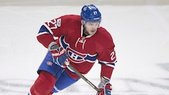 Galchenyuk à l'infirmerie, Gallagher sur patins