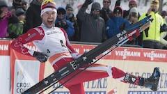Alex Harvey médaillé d'or en sprint à Québec