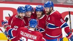 Le Canadien bat les Stars, Markov rejoint Guy Lapointe