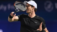 Andy Murray en quarts de finale à Dubaï