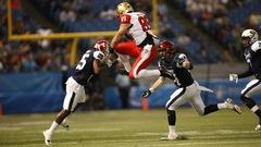 La NFL, prochain arrêt d'Antony Auclair