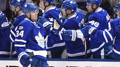 Les Leafs de Matthews ont le dessus sur les Jets de Laine