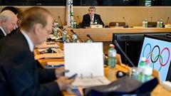 Le CIO nie avoir caché des cas de dopage aux Jeux de Pékin en 2008