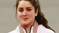 Deux médailles de bronze pour Béatrice Lamarche