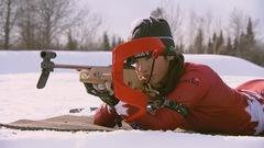 Biathlon :la relève se prépare
