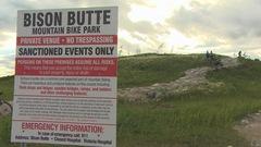 Concevoir une piste de vélo de montagne... dans les Prairies