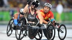 Trois médailles d'or et un record du monde pour Brent Lakatos