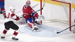 Le Canadien battu par les Devils